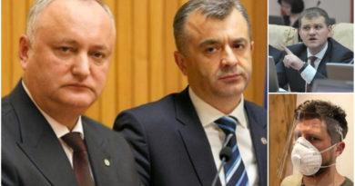 Guvernul de la Chișinău a cumpărat viziere pentru medici la un preț de trei ori mai mare decât cel de pe piață