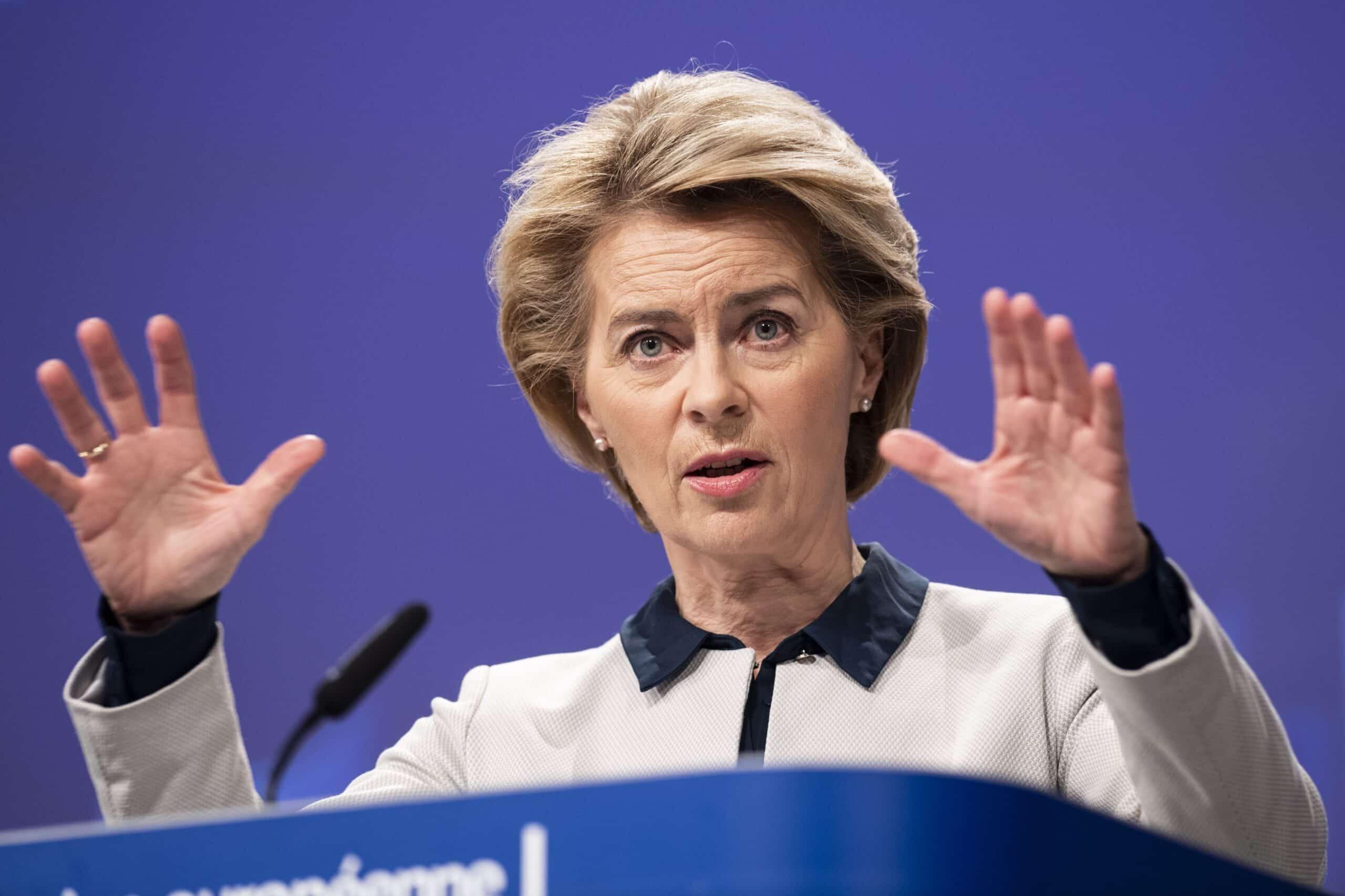 Ursula von der Leyen anunţă o lege pentru paşaportul de vaccinare  electronic - 60m.ro