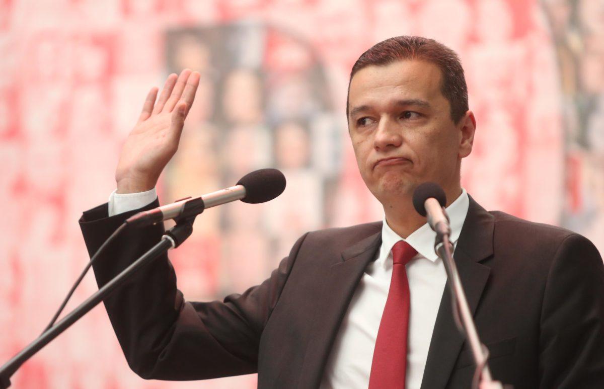 Grindeanu a fost oficial reprimit in PSD Timiș