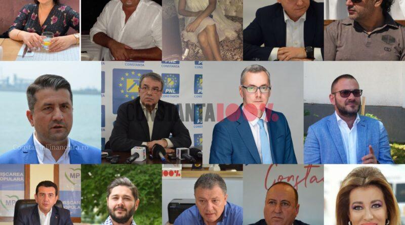 Ei sunt cei 14 candidați pentru Primăria Constanța