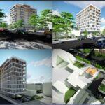Bloc de 8 etaje pe terenul actualului președinte PLUS Constanța