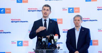 Partidul PLUS al lui Cioloș dispare: este înghițit de USR