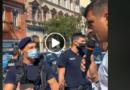 La Arad forțele de ordine au blocat o întâlnire AUR. George Simion: a venit poliția națională, poliția locală… mobilizare de forțe pentru 10 oameni