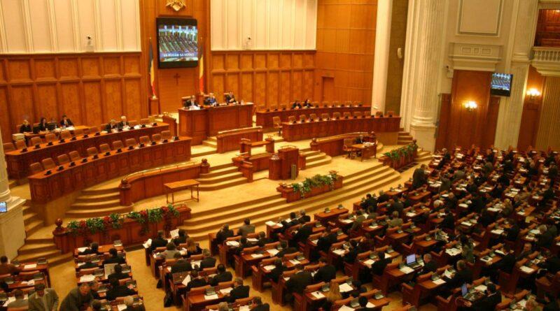 Ședința pentru dezbaterea moțiunii de cenzură a fost suspendată din lipsa cvorumului