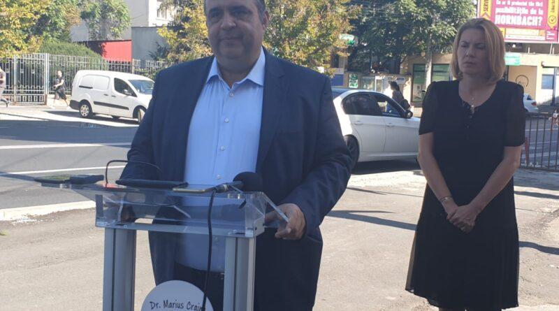 """Marius Craina, doctorul care candidează la funcția de primar al Timișoarei, despre construcția unui nou spital municipal: """"În prima zi de lucru la primărie vom demara acest proiect"""""""