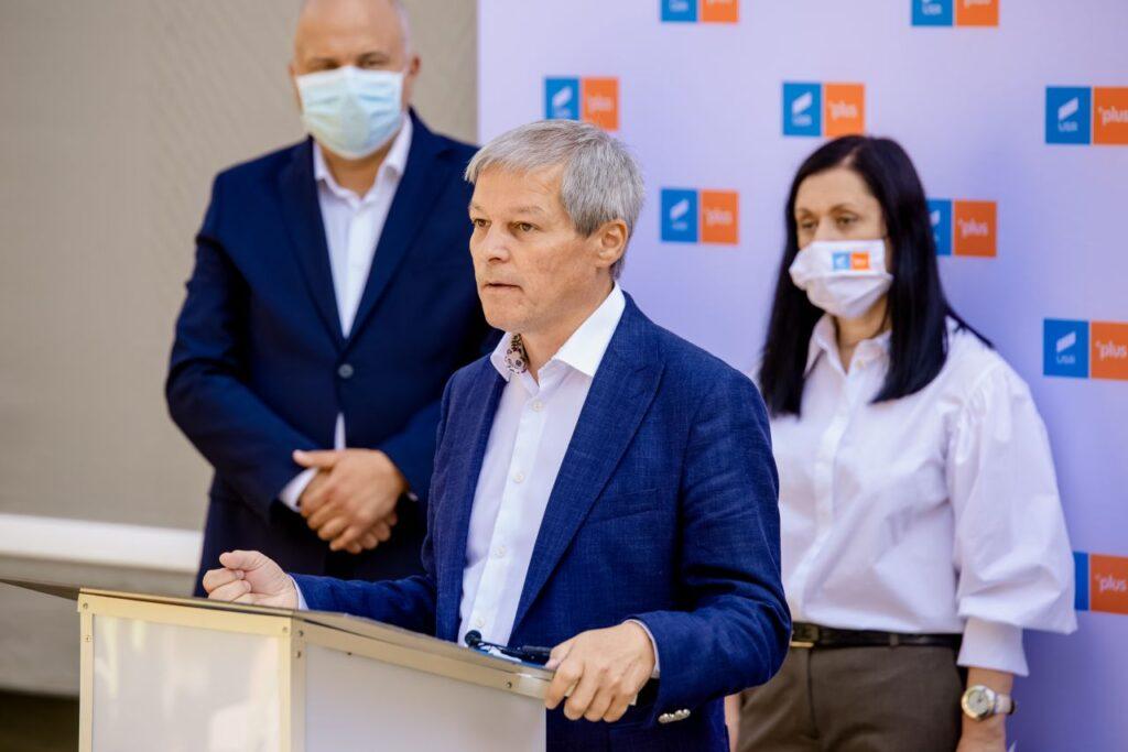 """Dacian Cioloș: """"Am încredere în Emanuel Ungureanu!"""" (P.E.)"""