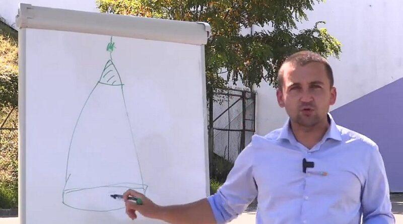 """Cristian Moş despre alianţe postelectorale: """"Exclus PSD şi ALDE!"""""""