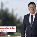 Liviu Alexandru Albu – candidatul PSD la primăria comunei Lipovu: Voi transforma expresia  «primăria mea», folosită de actualul primar, în «PRIMĂRIA OAMENILOR»