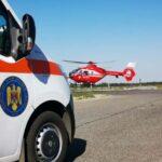 Accident cu trei răniţi pe DN21. O victimă în stare gravă, preluată de elicopterul SMURD | Stirea de Iasi
