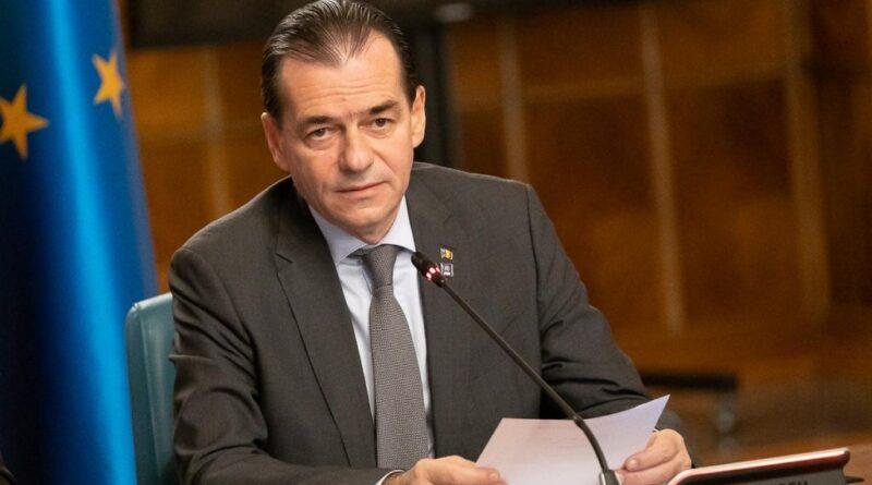 Orban: România este printre ţările care au avut cea mai mică creştere a deficitului bugetar