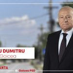 Profesorul Dumitru-Viorel Marcu – candidatul PSD Dolj la primăria Goicea. De 12 ani, Dumitru-Viorel Marcu dezvoltă comuna