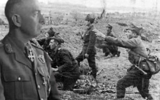 A salvat sau a masacrat Ion Antonescu pe evrei?
