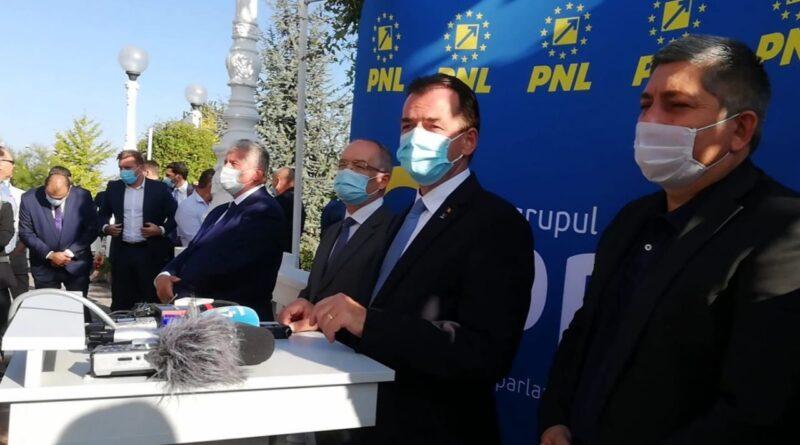 """Ludovic Orban RESPINGE categoric ideea revenirii la STARE DE URGENȚĂ: """"Este o temă de campanie inventată"""""""