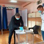 """Alin Tișe a votat cu """"gândul la dezvoltarea Clujului pe mai departe"""" și echipa care """"a adus Clujul pe numărul unu în țară"""""""