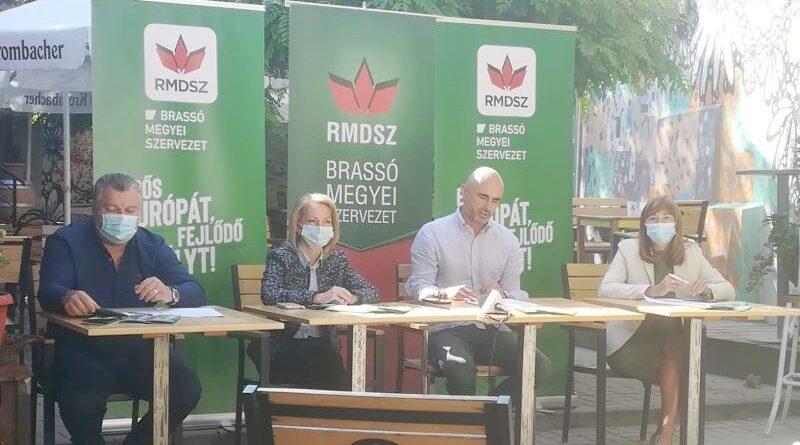 Supriză! UDMR nu face pragul pentru Consiliul Județean Brașov.  Voturile lor vor fi redistribuite către PNL și USR PLUS