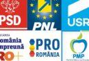 USR și PNL se pregătesc de guvernare împreună… cu PSD