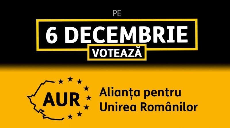 ATENȚIE! Pe 6 decembrie vor avea loc ALEGERI parlamentare în România / Cu cine ar trebui să voteze unioniștii