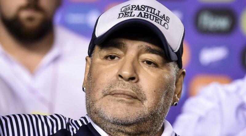 Diego Armando Maradona a fost înmormântat la Buenos Aires