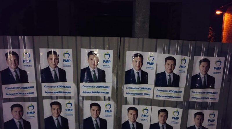 """Mesajul lui Constantin Codreanu, după ce PMP n-a trecut pragul: Dacă știam că voi avea colegi care """"să se implice"""" în campania electorală stând la cald și făcând postări pe Facebook, nu mai pierdeam timpul"""