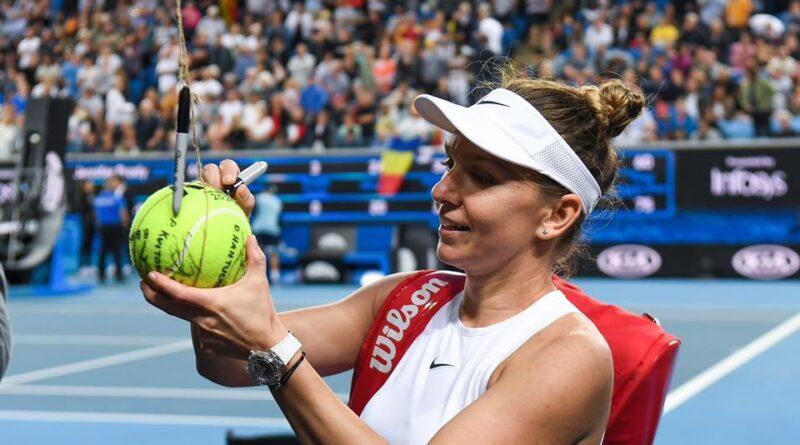 WTA: Simona Halep, nominalizată pentru titlul de jucătoarea anului 2020