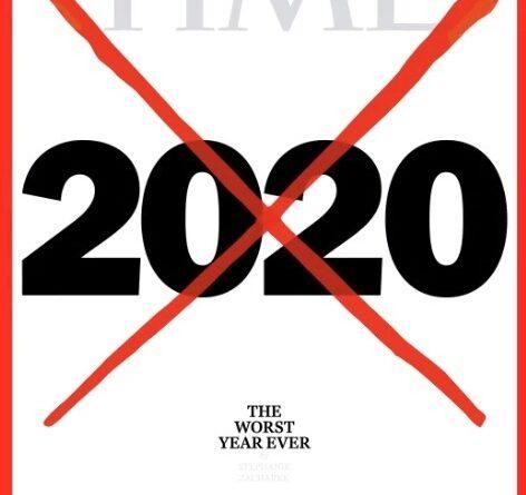 TIME: Anul 2020, cel mai prost din istorie