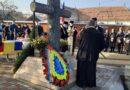 Monument al eroilor realizat in pandemie – Mănăstirea Cașin, jud. Bacău