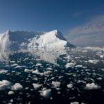 Topirea ghetarilor din Groenlanda