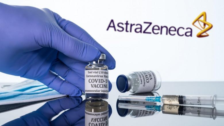 Vaccinul Astra-Zeneca nu va mai fi administrat în Germania