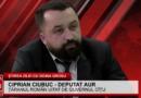 Ciprian Ciubuc (AUR): Guvernul PNL, USR și UDMR îngroapă țăranul român chiar în pragul Sărbătorilor Pascale
