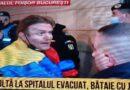 VIDEO: Incidente la Spitalul Foișor între cetățeni și Jandarmerie