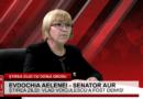 """Evdochia Aelenei (AUR) despre Spitalul Foișor: """"Operațiile pe oase sunt extrem de costisitoare, dar rentabile pentru mediul privat"""""""
