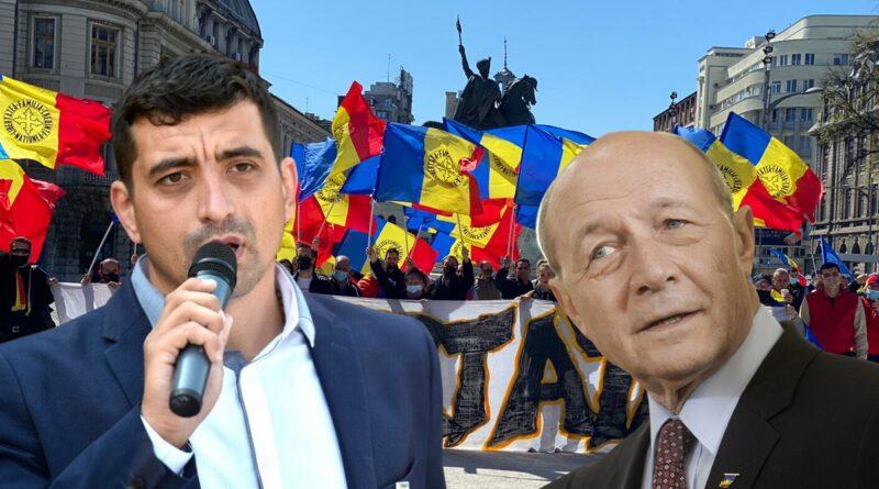 Băsescu distruge un partid din R. Moldova prin ura sa obsesivă față de AUR