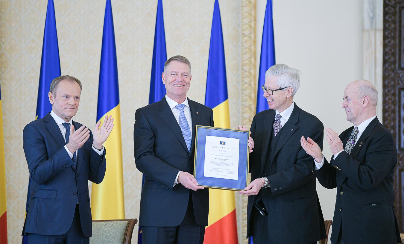 Ce legături are președintele Klaus Iohannis cu Nikolaus von und zu Liechtenstein, tatăl prințului vânător?
