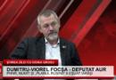 """Dumitru-Viorel Focșa(AUR): """"Maia Sandu se gândește la interdicția lui George Simion de a intra în R.Moldova pentru că și-a dat seama că AUR va fi un partener credibil"""""""