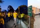 Maia Sandu și Klaus Iohannis: nici o reacție la abuzurile împotriva caravanei AUR comise de trupele de ocupație
