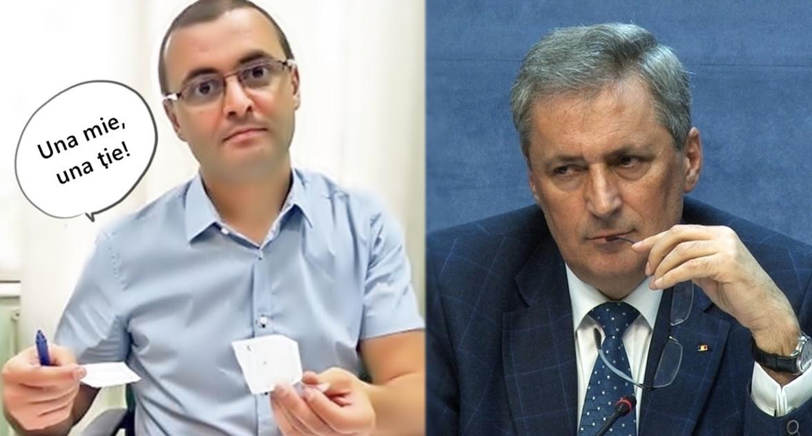 CORUPȚIE: Elicopterele MAI, jucăriile Mafiotului Marcel Vela!