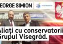 George Simion, despre intrarea României în Grupul de la Vișegrad