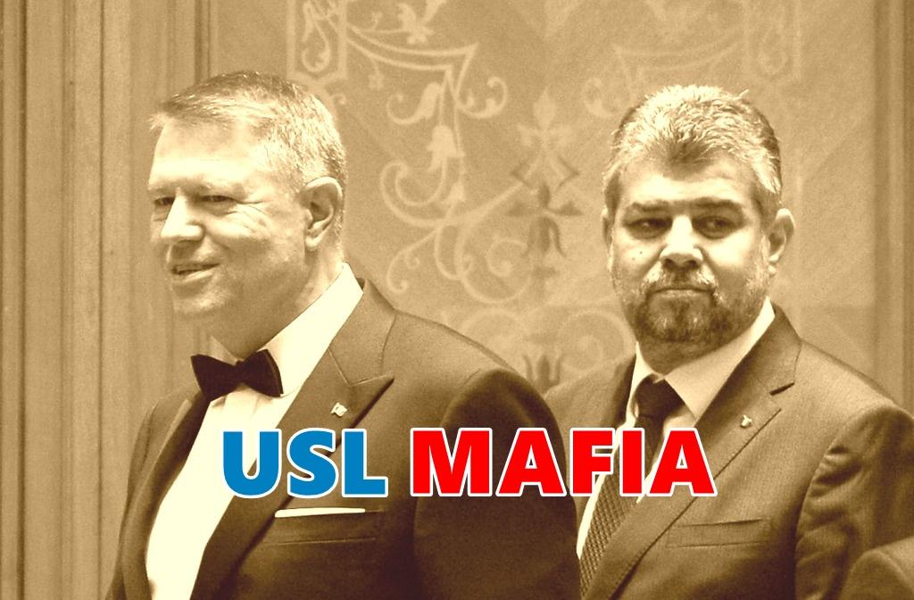Cîțu și Iohannis vor guvern minoritar susținut de PSD!