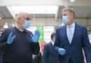 Klaus Iohannis anunță noi restricții naționale: Vaccinarea este singura soluție